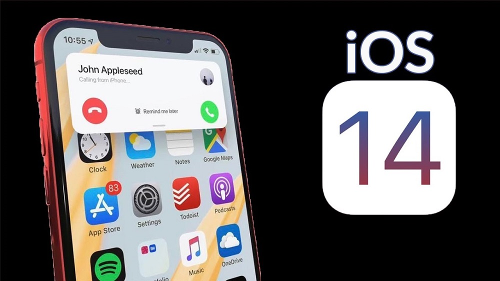 iOS 14 and iPhone