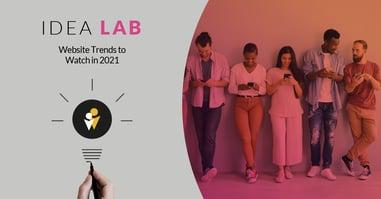 Website Trends to Watch in 2021